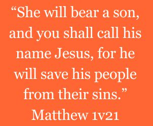 Matthew 1v21