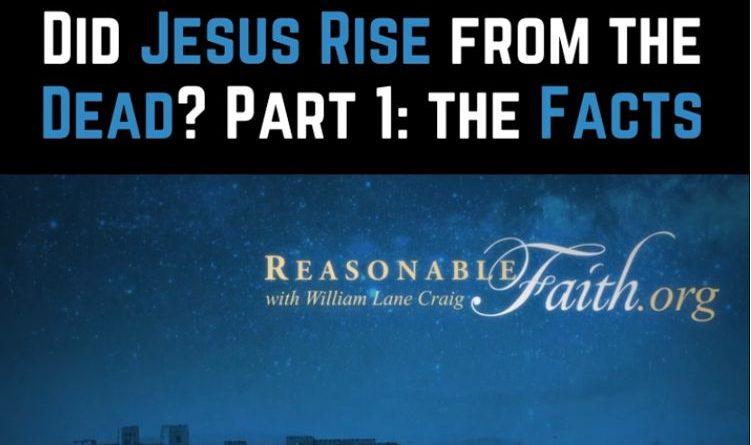 Did Jesus Rise